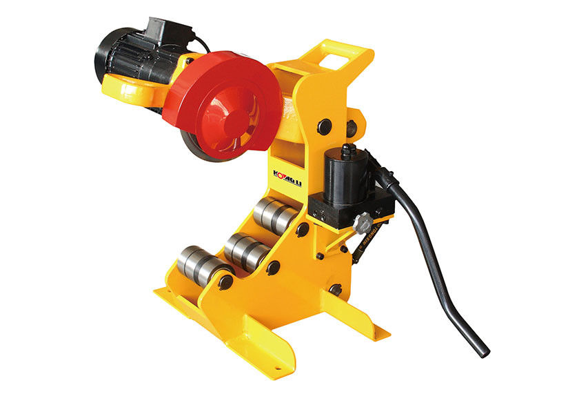 Electric Hydraulic Power No Spark Steel Pipe Cutter Hongli QG8C-A