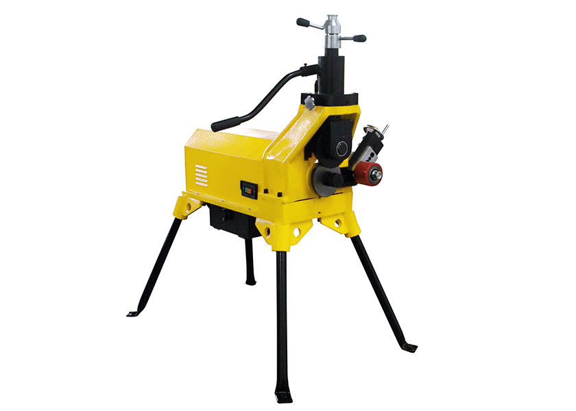 "Heavy Duty Electric Hydraulic Roll Groover for Steel Pipes 1"" to 12"""