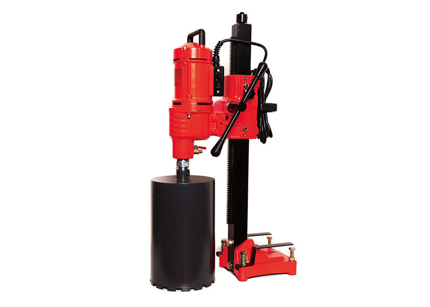 Portable Core Drilling Machine For Blind Hole Drilling 230 Mm