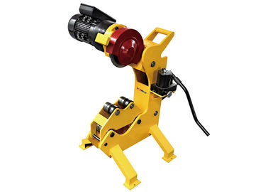 China Hydraulic Hinged Pipe Cutter Machine Cutting with No Spark for Max 12 Inch Pipes factory