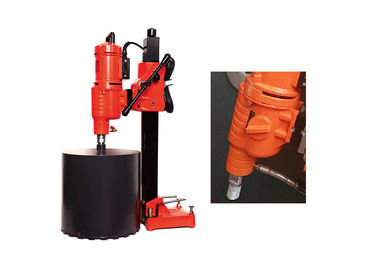 China Speed Adjustable Diamond Portable Core Drilling Equipment For 350 Mm Hole Drilling factory