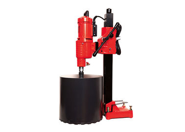 China Diamond Core Drilling Machine With Wide Transport Wheels 4780 W Rated Input Power factory