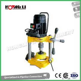 "Induction Type Electric Hole Saw Cutter Machine Tool Up To 4"" Stainless Pipe"